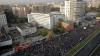 """Sărbătoarea Sacrificiului la Moscova! Zeci de mii de musulmani participă la """"Eid al-Adha"""" (FOTO/VIDEO)"""