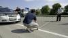 GROAZNIC! Un motociclist din Briceni a lovit o femeie şi a fugit de la faţa locului