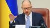 Violenţele de la Kiev stârnesc îngrijorări! Declaraţiile premierului Arseni Iaţeniuk