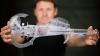 Un inginer din Franţa a dat lovitura! A imprimat în 3D o vioară perfect funcţională (VIDEO)