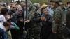 După Ungaria, nici în Macedonia refugiaţii sirieni nu scapă de măsurile de represiune
