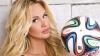 Rusoaica SEXY care va promova imaginea Campionatului Mondial de Fotbal din 2018 (FOTO)