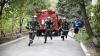 Şi-au testat forţele şi curajul! Cum s-au descurcat pompierii la examenele anuale (FOTO)