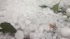 Grindina a lovit oraşul Napoli. Imagini dezolante în urma  furtunii devastatoare
