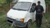 O autoutilitară furată din Portugalia în 2008, plimbată prin toată Europa. Unde a fost găsită maşina