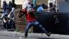 Bătaie de anul nou evreiesc. Musulmani din Ierusalim au aruncat cu pietre în poliţişti israelieni