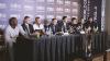 Primii luptători la gala KOK World Grand-Prix au început să schimbe declaraţii răutăcioase