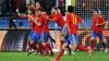 Naţionala Spaniei cu gândul la victorie. Echipa ţinteşte primul loc în grupa preliminară
