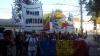 Unioniştii, în marş către teleziviunea publică! Care au fost revendicările manifestanţilor
