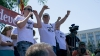 Protest cu iz politic: Acţiunile Platformei DA ar putea fi înscrise în chemarea la dezordini în masă
