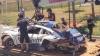 Accident teribil într-o cursă din Brazilia! Pilotul Pedro Piquet s-a răsturnat de nouă ori