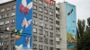 Cele mai mari desene din Chişinău! Cum arată picturile gigantice pe care n-ai cum să nu le observi (FOTO)