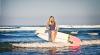 Cele mai bune sportive din lume şi-au început evoluţia într-o nouă etapă a Mondialului de surfing