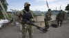 Pace doar pe hârtie! Separatiştii din estul Ucrainei continuă luptele
