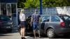 Un moldovean, reţinut la ieşirea din ţară. Ce era în neregulă cu maşina pe care o conducea (FOTO)