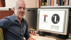 Un grafician a acţionat în judecată CIO pentru că ar fi plagiat designul logoului teatrului din Liege