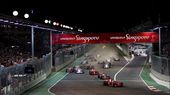 Marele Premiu de Formula 1 al statului Singapore se va desfăşura conform programului obişnuit