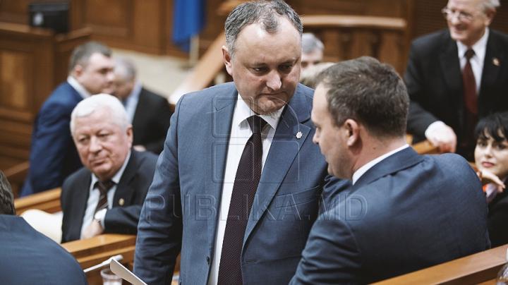 Andrian Candu: Igor Dodon ar fi bine să îşi ia nişte lecţii de cultură politică şi ştiinţe politice