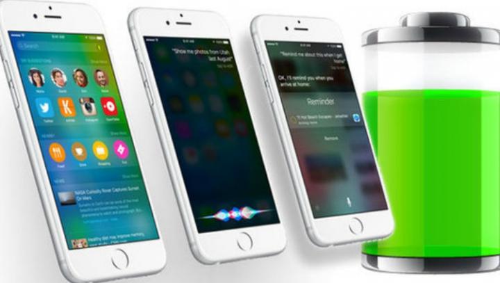 Apple s-a dat de gol: iPhone 6S are o baterie mai mică decât iPhone6