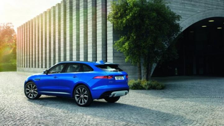 Jaguar a prezentat, OFICIAL, primul SUV din istoria companiei (VIDEO)