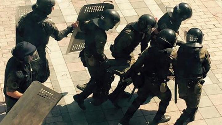 Ce riscă suspecţii în cazul confruntărilor de la Kiev, care au avut loc luni