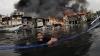 NU AU GĂSIT IEŞIREA: 15 persoane, printre care copii, şi-au pierdut viaţa într-un incendiu în Filipine