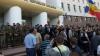 Moldovenii din străinătate CONDAMNĂ violenţele protestatarilor din сentrul Capitalei