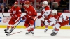 Carolina Hurricanes a bătut Detroit Red Wings, iar Winnipeg Jets s-a impus în faţa Calgary Flames
