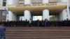 Mobilizare IMPRESIONANTĂ a forțelor de ordine la protestele din Capitală