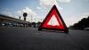 ACCIDENT în Capitală. Un agent de pază a fost lovit de o maşină pe Viaduct