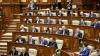 Parlamentul a ratificat acordurile privind asistenţa financiară de la statul român