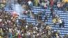 Nebunie în Africa! Suporterii s-au luat la pumni chiar în timpul derby-ului Capitalei Kinshasa
