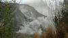 MOMENTUL în care are loc o alunecare de teren de PROPORŢII, după un cutremur devastator (VIDEO)