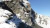 AVALANŞĂ în Alpii elveţieni. Mii de metri cubi de rocă s-au rostogolit