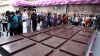 Record dulce! Unde a fost fabricată cea mai mare ciocolată din lume