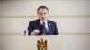 Speakerul Andrian Candu: Putem să fim oameni de stat sau putem să cedăm ţara dezordinii