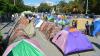 """ULTIMATUM dat partidului """"DA"""" pentru a demonta corturile din centrul Capitalei"""