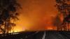 STARE de URGENŢĂ în Australia! Un incendiu de vegetaţie a scăpat de sub control şi pârjoleşte totul în cale