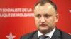 Partidul Socialiştilor vrea alegeri parlamentare anticipate. Igor Dodon a propus DATA SCRUTINULUI