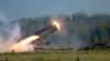 NO COMMENT. Teroriştii din Statul Islamic, atacaţi din lansatoare de rachete ruse în Siria (VIDEO)