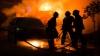 INCENDIU în parcarea unui centru comercial din Capitală! O maşină a luat foc din senin (FOTO/VIDEO)