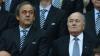 Joseph Blatter şi Michel Platini au fost SUSPENDAŢI din funcţii de comitetul de etică al FIFA
