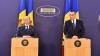 """""""La nevoie se vede cine ţi-e prieten"""". DECLARAŢIILE lui Streleţ şi Ponta după ratificarea Acordului de împrumut"""