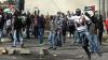 NO COMMENT! Ciocniri între palestinieni şi militarii israelieni în Cisiordania (VIDEO)