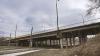 TRAFIC BLOCAT! O parte dintr-un pod care leagă Moldova de Ucraina s-a prăbușit