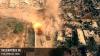 RĂZBOIUL DIN SIRIA filmat de o dronă. Imagini ŞOCANTE cu dezastrul provocat de ruşi (VIDEO)