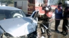 Salvatorii şi pompierii, în alertă! ACCIDENT GRAV pe traseul Brest-Briceni-Chișinău (FOTO)