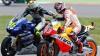 Valentino Rossi, penalizat pentru un incident cu Marc Marquez