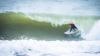 Spectacol de zile mari! Opt surferi au avut evoluţii fantastice pe valurile oceanului Atlantic