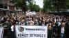 Proteste în Turcia! Sute de jurnalişti manifestează pentru libertatea presei